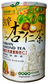 自然養生坊 台灣杏仁茶 454g/罐
