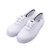 KEDS CHAMPION 綁帶休閒鞋 白 9203W113156 女鞋 平底│帆布│小白鞋