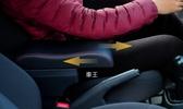 【車王汽車精品百貨】Mitsubishi Coltplus 加大加高加寬 真皮 中央扶手箱