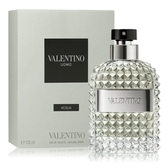 Valentino Uomo 迷漾男性淡香水(125ml)-加贈隨機小香