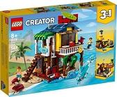 樂高LEGO CREATOR 衝浪者海灘小屋 31118 TOYeGO 玩具e哥
