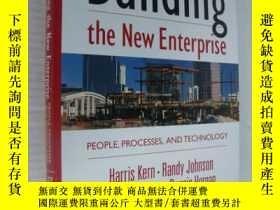 二手書博民逛書店Building罕見the new enterprise:Peo