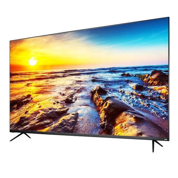 【免運費+安裝】JVC 55型/55吋 QLED電視 量子點廣色域 4K HDR 聯網 量子電視/顯示器 55KQD
