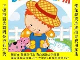 二手書博民逛書店Baby罕見at the FarmY362136 Photo Credit: Kar... Little Si