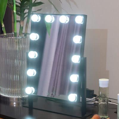 藝人專用LED梳妝鏡 (40*51) GBC-3197