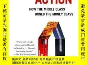 二手書博民逛書店A罕見Piece Of The Action-動作的一部分Y436638 Joe Nocera Simon &