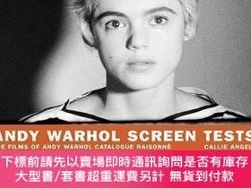 二手書博民逛書店Andy罕見Warhol Screen TestsY464532 Callie Angell Harry N.