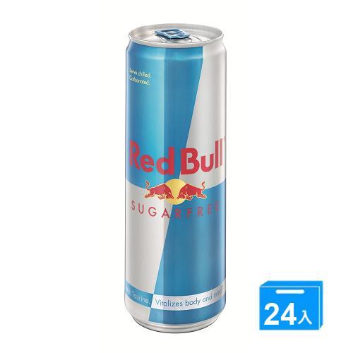 紅牛無糖能量飲料250mlx24【愛買】