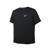 NIKE 男短袖T恤(Dri-FIT 慢跑 路跑 運動 上衣 反光≡體院≡ CU5993-010