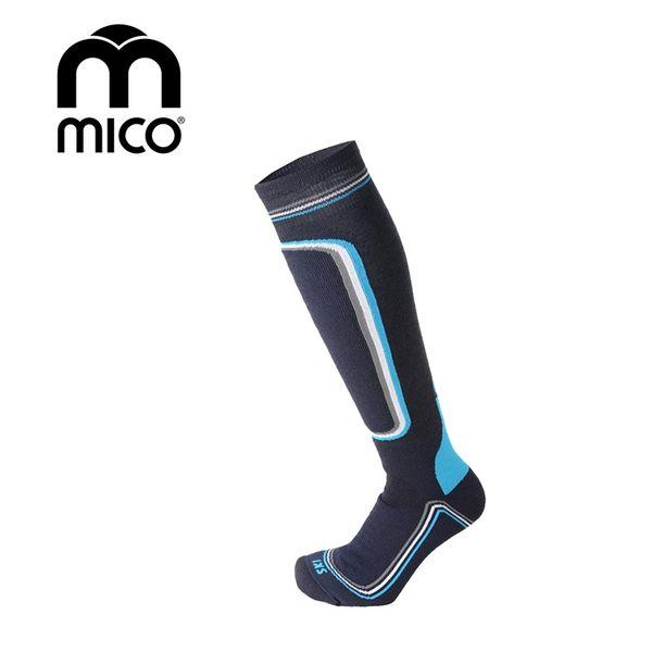 mico 女美麗諾羊毛滑雪襪CA0119 / 城市綠洲(運動、機能、快乾、彈性、舒適、保暖)
