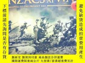 二手書博民逛書店英文原版罕見Anzacs at War: From Gallip