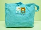 【震撼精品百貨】Daisy & Coro 熊與兔~手提袋肩背包『方』