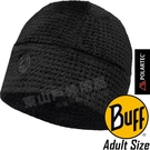 BUFF 118120.901 Thermal 排汗快乾刷毛保暖帽 Polartec休閒帽/登山防寒帽/滑雪帽/雪地帽