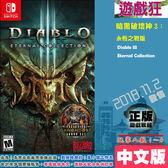 NS 暗黑破壞神 3:永恆之戰版(中文版)