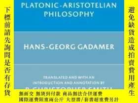 二手書博民逛書店The罕見Idea Of The Good In Platonic-aristotelian Philosophy