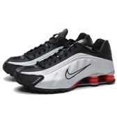 NIKE 籃球鞋 SHOX R4 黑銀 彈簧鞋 VINCE CARTER 經典復刻 男 (布魯克林) BV1111-008