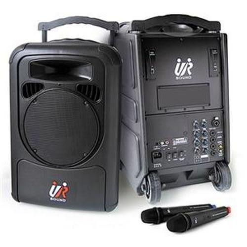 UR SOUND PA9220N 75W雙頻移動式無線擴音機