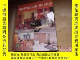 二手書博民逛書店Apartment罕見Rooms(12開精裝大畫冊)Y18429