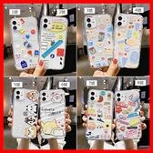 三星 卡通空壓殼 A32 A42 A52 5G Note10 lite J7 prime S20 FE 透明手機殼 A60 保護殼
