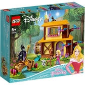 樂高積木 LEGO《 LT43188 》迪士尼公主系列 - 奧蘿拉的森林小屋 / JOYBUS玩具百貨