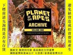 全新書博民逛書店Planetof the Apes Archive Vol. 1Y410016 Doug Moench Boo