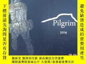 二手書博民逛書店罕見pilgrim軍用揹包19139 pilgrim 出版201
