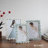 金屬相框 邊框蝴蝶婚紗照相架 結婚禮品 擺臺   東川崎町