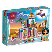LEGO樂高 DISNEY 41161 Aladdin and Jasmine's Palace Adventures 積木 玩具