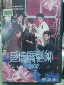 影音專賣店-U03-803-正版DVD-台劇【愛情魔髮師 22集8碟】-明道 王紹偉 曾之喬