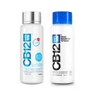 《現貨》CB12漱口水12小時持續清新口氣250ML(薄荷型)+(美白型)組-買2大送2小