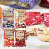 馬來西亞 真美味夾心餅乾 100g 夾心餅乾 餅乾 巧克力 草莓 藍莓 杏仁可可
