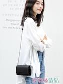 錬條包ck包包女時尚小黑包簡約百搭鍊條側背斜背包女 春季上新