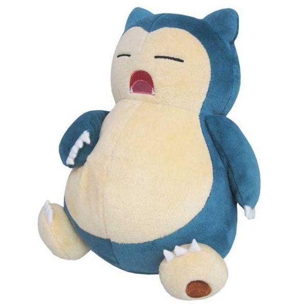 尼德斯Nydus 日本正版 POKEMON 精靈寶可夢 神奇寶貝 卡比獸 絨毛玩偶 娃娃 約10.5cm