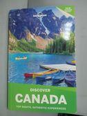 【書寶二手書T2/地理_GPY】Lonely Planet Discover Canada_Miller, Korina