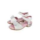 小女生鞋 涼鞋 花朵 白色 童鞋 926 no210