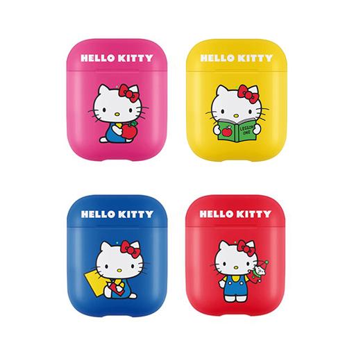 AirPods 保護殼│Hello Kitty 凱蒂貓│硬殼 保護套│z9084