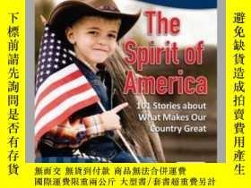 二手書博民逛書店Chicken罕見Soup for the Soul: The Spirit of AmericaY41001