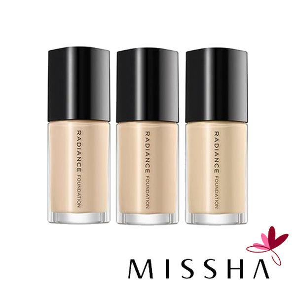 MISSHA RADIANCE Foundation 妝前粉底霜 35ml 粉底霜 基底霜