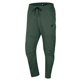 Nike AS M NSW TE Pant Wvn 男 綠 運動 訓練 休閒 長褲 CU4484-337