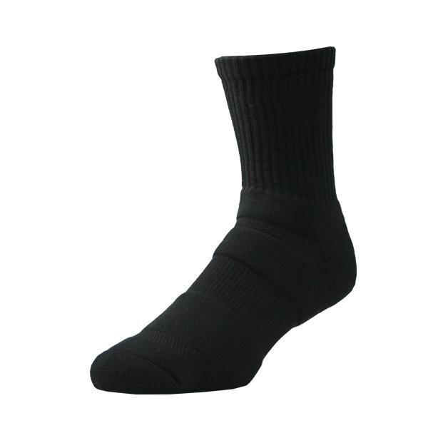 Z311 素色運動襪