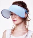 SUNSOUL/HOII/后益---新光感(防曬光能布)---伸縮艷陽帽 UPF50+ 藍光【有機樂活購】