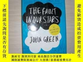 二手書博民逛書店The罕見Fault in Our Stars【652】精裝本Y10970 John Green(約翰·格林)