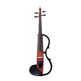 ★集樂城樂器★YAMAHA電子靜音小提琴SV120S (含全套配件)-咖啡色預購