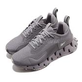 Reebok 慢跑鞋 Zig Dynamica HLD 紫 銀 女鞋 透氣 緩震 運動鞋【ACS】 FY7071