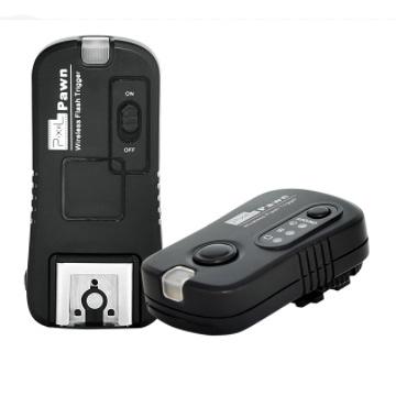 【】Pixel 品色 Pawn TF-365 無線電双用閃光燈/快門遙控器 (For Sony Mi熱靴)  開年公司貨