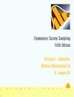 二手書博民逛書店《Elementary Survey Sampling (Statistics)》 R2Y ISBN:0534243428