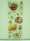 【震撼精品百貨】CorocoroKuririn 可樂鈴天竺鼠~貼紙『點心』