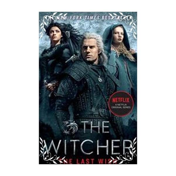 The Last Wish(Introducing the Witcher)(獵魔士影視書衣版)