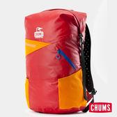 CHUMS 日本 防水捲捲後背包 紅 CH602130R052