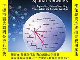 二手書博民逛書店Understanding罕見Large Temporal Networks And Spatial Networ